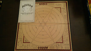 Megiddo: From the Sands of Time Board Game - 1985- complete London Ontario image 2