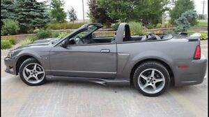2003 Ford Mustang GT V8 Convertible FOR SALE Kawartha Lakes Peterborough Area image 2