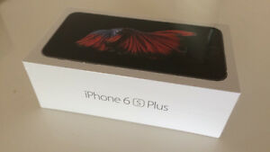 iPhone 6S Plus 16GB BrandNew/Neuf DansLaBoite/InTheBox 699$