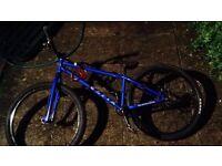 Mafia blackjack jump bike