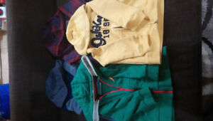 Boy Fall/winter Clothing size 3T