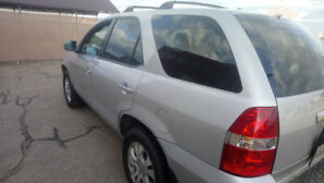 2003 ACURA MDX VERY RELIABLE AND FAMILY VEHICLE
