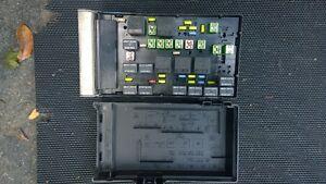 FUSE BOX PART#:(P)05102969AB rev. B