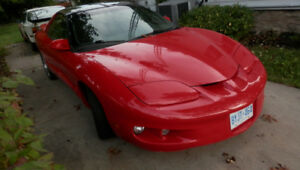 1998 Pontiac Firebird 5-Speed V6