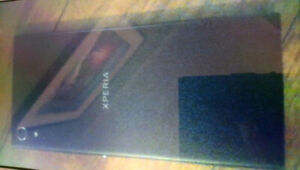 Selling unlocked mint condition Sony Xperia ca 1 ultra
