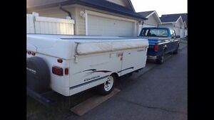 Truck and Trailer (Price reduced to sell quick)