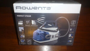 Rowenta Perfect Steam Station - New in box