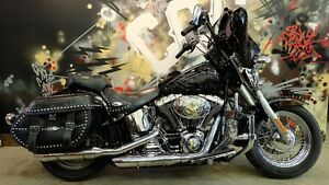 2006 Harley Heritage soft tail. Easy approvals. Only $249 month