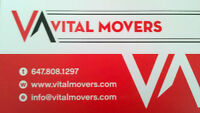 Vital Movers - Moving Services