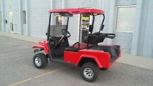 JEEP GOLF CART SPECIAL! Your color on it!