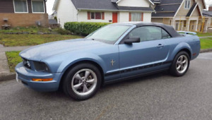 2006 Ford Mustang Convertible (Not Rebuilt)