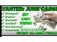 🚗get cash for scrap cars🚗