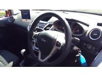 2012 Ford Fiesta 1.4 Titanium 5dr Manual Petrol Hatchback