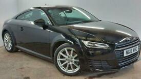 image for 2018 Audi TT 2.0 TDI Ultra Sport 2dr Coupe Coupe Diesel Manual