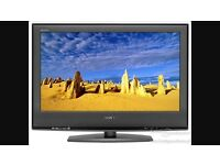 "40"" SNOY BRAVIA LCD HD TV BUILT IN FREEVIEW"