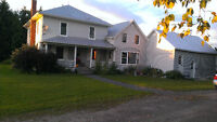 Large Renovated Farm House For Rent Lyndhurst Area