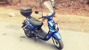 Yamaha Zuma 50cc/2 stroke. Price is firm.