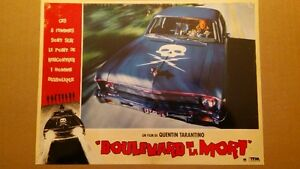 affiche cinema death proof