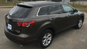 2015 Mazda CX-9 Luxury package 7 passenger SUV, Crossover