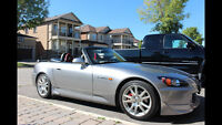 2005 Honda S2000 Coupe (2 door)