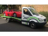 Breakdown & Recovery Cars small Vans 24/7 North,South,East & West London,Essex,Hertfordshire