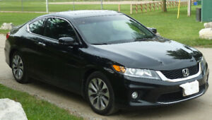 2013 Honda Accord Coupe EX 4cylinder