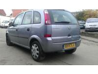 Vauxhall Meriva 1.7CDTi 16v ( a/c ) Enjoy - 2005 05-REG - 8 MONTHS MOT