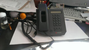 Available - Polycom  300CX VOIP Phone