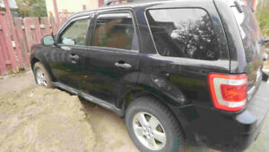 Ford Escape 2009 - 121 000 km