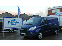 Ford Transit Custom 2.0TDCi ( 130PS ) 270 L1H1 Limited With Polyshield