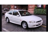 Wanted ford escort diesel preferred or gti