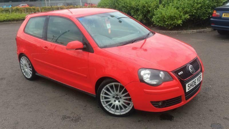 Volkswagen Polo 1.8T ( 150PS ) 2006MY GTi