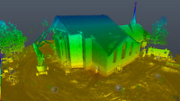 3D LASER SCANNING FOR ARCHITECTURE, ENGINEERING & CONSTRUCTION