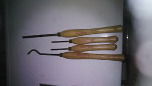 Robert sorby lathe chisels