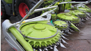 Claas Orbis 750 Corn head