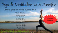 Yoga and Meditation in Midland-Victoria Harbour - Honey Harbour