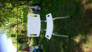 Shower chair $30