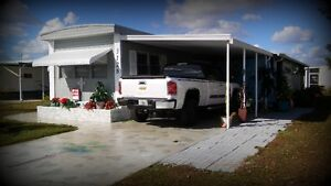 Mobile Home in SW Florida 55 Yrs +