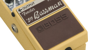 Fender FBM-1 Bassman Guitar Pedal
