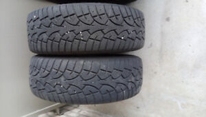Winter tires for sale - 195/60 R15