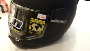 Icon Alliance Matte Black Helmet