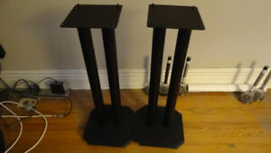 Unique Quality Speaker Stands - Great price!