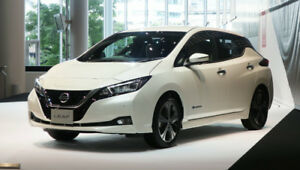 2019 Nissan Leaf SV,SL Berline BRAND NEW