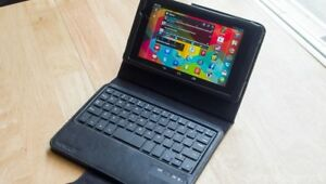 Google Nexus 7 with Keyboard Case