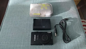 Cannon Powershot 16.1 Digital Camera