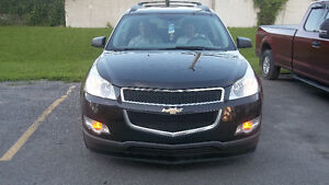 2009 Chevrolet Traverse LS 8 PASSAGERS