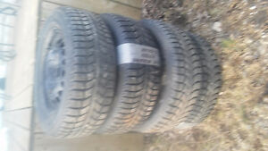 Set of 4 winter tires for sale