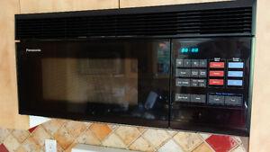 Panasonic over the range microwave