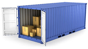 Used 40ft HC container - High Cube Transport Container Kingston Kingston Area image 5