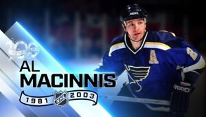 4th Edition Starting Line Up – AL MCINNIS – St. Louis Blues # 2